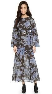 Free People Melrose Print Maxi Dress Shopbop