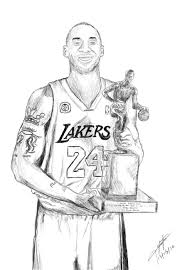 lakers coloring pages 9 images of kobe bryant nike logo coloring pages la lakers