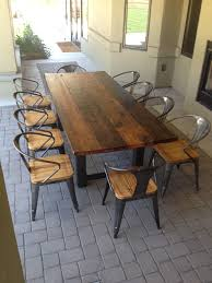 custom dining room tables custom dining table the coastal craftsman