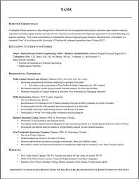 proper resume format proper resume format resume templates proper format for a resume
