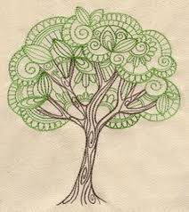 twisted tree design uth6871 from urbanthreads embroidery