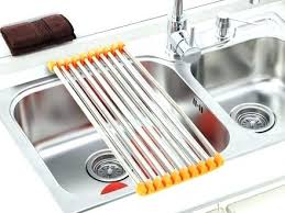 over the sink dish drying rack sink drying rack roll up sink drying rack sink dish drying rack