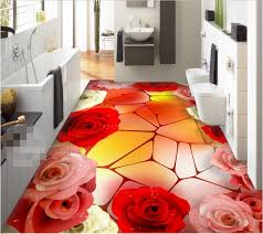 Plastic Bathroom Flooring by Online Get Cheap Tiles Mural Aliexpress Com Alibaba Group