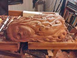 mary may woodcarver woodcarving journeys