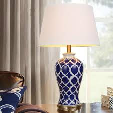 table lamps modern 2017 fashion simple ceramic table lamp modern bedside tables