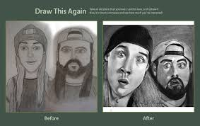 Jay Meme - meme draw this again jay and silent bob by drawingsbyderek on