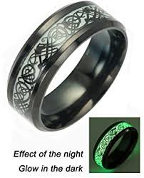 epic wedding band celtic rings for men women stainless steel
