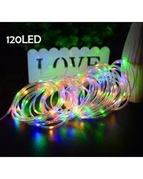 outdoor cing lights string here s a great price on christmas lights 120 led battery