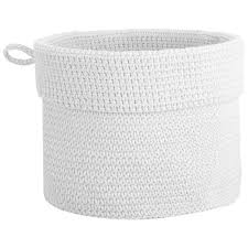 house by john lewis bathroom storage basket white online