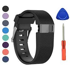 silicone strap bracelet images Benestellar newest fitbit charge hr band silicone jpg