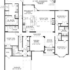 floor plan for house 11 mediterranean house floor plans mediterranean style house plan