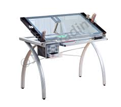 Drafting Table Melbourne Glass Drafting Table Or Drawing Table Modern Design