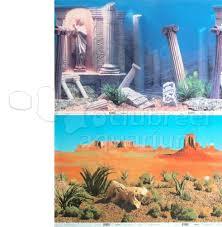 aquarium background ebay underwater atlantis ruins desert 2 scene 18