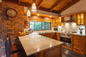 Wood Used For Kitchen Cabinets 46 Fabulous Country Kitchen Designs U0026 Ideas