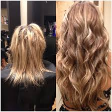 Blonde Weft Hair Extensions by Hair Extension Before And After Looking For Hair Extensions To
