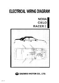 daewoo ac wiring diagrams daewoo wiring diagrams instruction