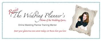 becoming a wedding planner how to become a wedding planner rosie the wedding planner