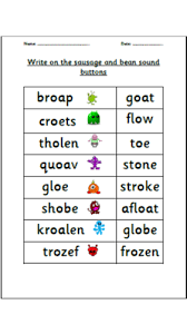 Oa Worksheets All Worksheets Oa Ow Phonics Worksheets Free Printable