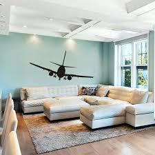 wall ideas airplane wall decals aviation wall decor jumbo