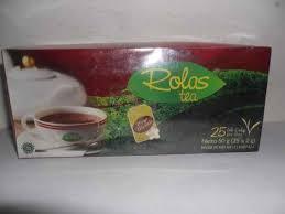 Teh Rolas Wonosari teh celup rolas tea flavoured teh celup rolas tea