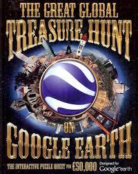 Armchair Treasure Hunts The Great Global Treasure Hunt On Google Earth U2013 The Dreams Of