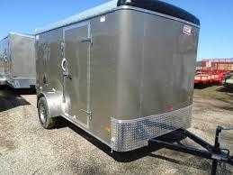 enclosed trailer exterior lights 2018 american hauler industries 6x12 air light enclosed cargo