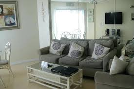 livingroom suites mirrored walls in living rooms suites at key largo living room