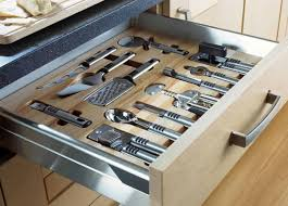 kitchen utensil drawer organizer