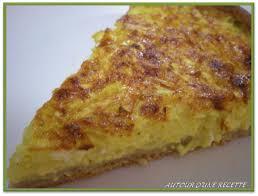 cuisiner un patisson blanc tarte aux pâtissons rapide et légère au four et à mesure autour