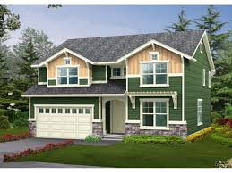 1 1 2 Story Craftsman Style House Plans Unique 2 Story Craftsman