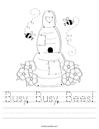bee worksheets free worksheets library download and print