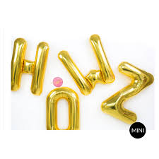 letter balloons mini letter balloons jes fabuluxe events party planning