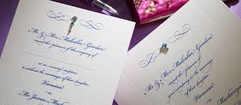 jewel personalised wedding invitations the letter press