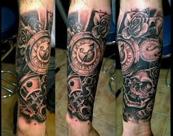 skull arm sleeve half sleeve by karlinoboy deviantart com on deviantart tattoo