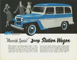 old parked cars 1986 jeep 1958 willys jeep maverick special station wagon by aldenjewell