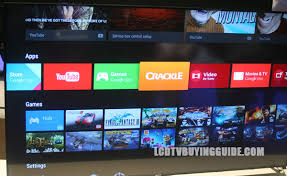 tv android android tv smart tv what is it