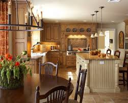 Decor For Kitchen Island Amazing Country Style Kitchen Designs Registaz Com