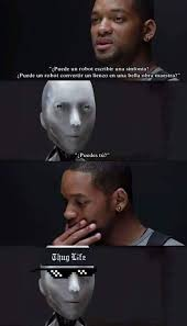 Will Smith Meme - robot 1 will smith 0 meme by jagafe memedroid