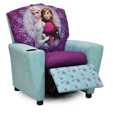 Recliner Chair For Child Kidz World Kid S Frozen Recliner Toys