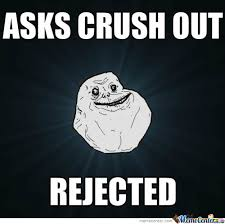 Rejected Meme - rejected forever alone by hayl meme center