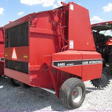 1994 case ih 8465a round baler item f7394 sold june 25