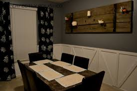 Wainscoting Ideas For Dining Room by Barn Style Wainscoting