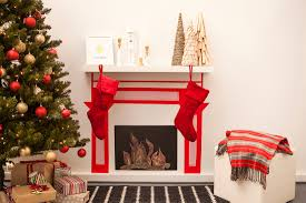 how to make a paper fireplace decorations ideas inspiring
