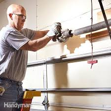 Dulle Overhead Doors Advanced Garage Overhead Door Repairs Family Handyman