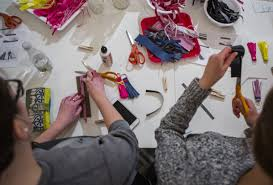 the makery offers affordable art classes to the downtown community
