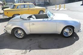 porsche 356 replica 1957 porsche speedster 356 rod city rod city