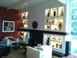 Niche Decor Idea Recessed Wall Niche Decorating Ideas Living Room