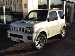 suzuki jimny used suzuki jimny cars for sale motors co uk