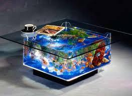 Fish Tank Reception Desk Oceanic Wall Murals Window Sticker