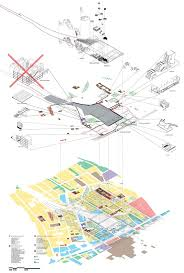216 best exploded axonometric architectural drawing images on